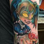 Bioshock Tattoo Design Thumbnail