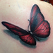 Butterfly Tattoo Tattoo Design Thumbnail