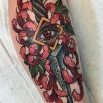 Dagger Tattoo Design Thumbnail