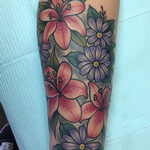 Flowers Tattoo Tattoo Design Thumbnail