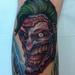 Joker Tattoo Tattoo Design Thumbnail