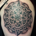 Mandala Tattoo Tattoo Design Thumbnail