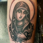 Virgin Mary Tattoo Tattoo Design Thumbnail