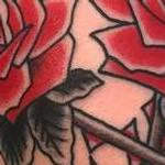 ROSES Tattoo Design Thumbnail