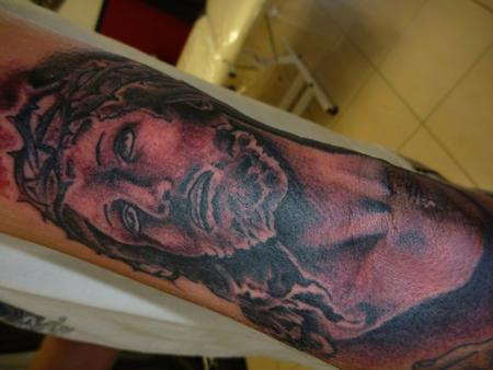 tattoos/ - Jesus - 70886