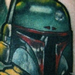 Boba Fett Tattoo Design Thumbnail