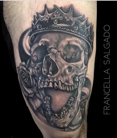 Royal King - Game of Thrones Inspired Skull