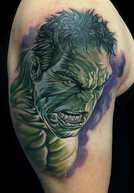 tattoos/ - Hulk  - 115955