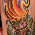 Torch Tattoo Design Thumbnail
