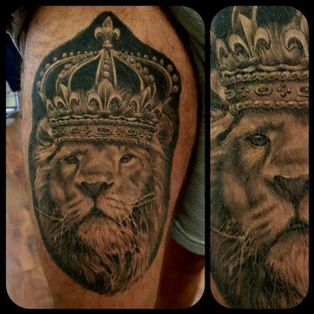 Royal King - King Lion