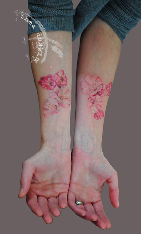 tattoos/ - Cherry Blossoms - 91477