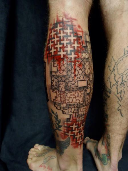 tattoos/ - Abstract patterns - 99980