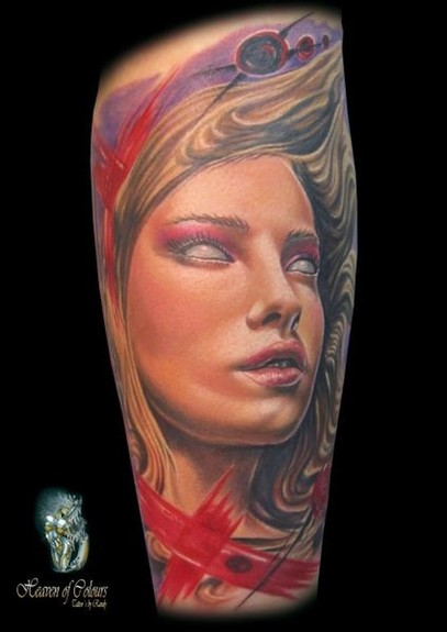 tattoos/ - Dead Girl Tattoo - 52490