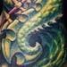 Tattoo-Books - Coil Tattoo on Hand - 15214