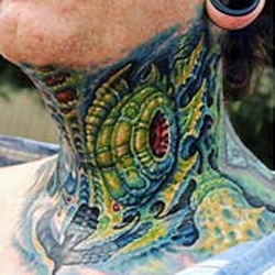 Tattoo-Books - Bio Mech Collaboration - 29789