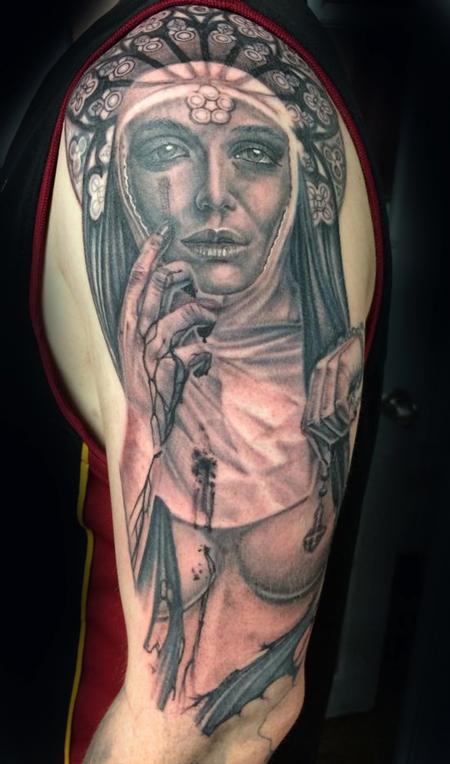 tattoos/ - Suicide Nun - 114137