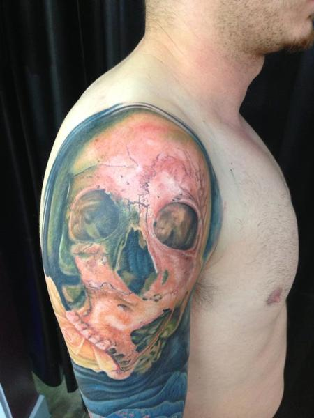 tattoos/ - Double Skull - 114135