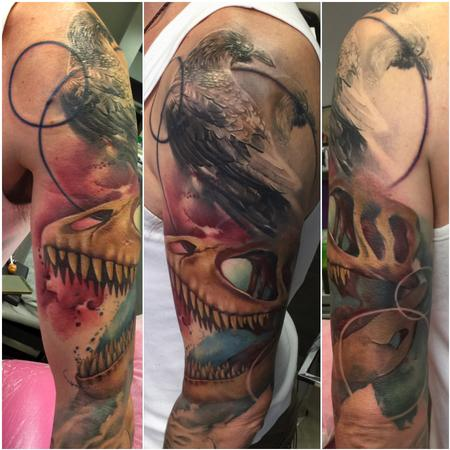 tattoos/ - Jason Butcher and Lianne Moule Collaboration - 120329