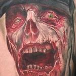 Scottish Zombie Tattoo Design Thumbnail