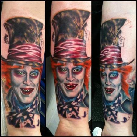tattoos/ - Alice in Wonderland Tattoo - 69609
