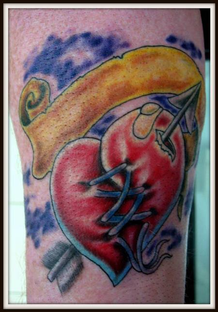 tattoos/ - Heart Tattoo - 68043