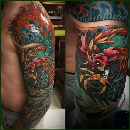 tattoos/ - Rosster Sleeve - 131691