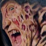 FREDDY KRUEGER  Tattoo Design Thumbnail
