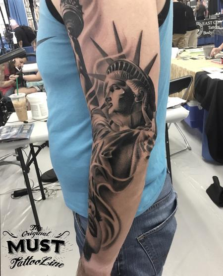 tattoos/ - Lady liberty - 129077