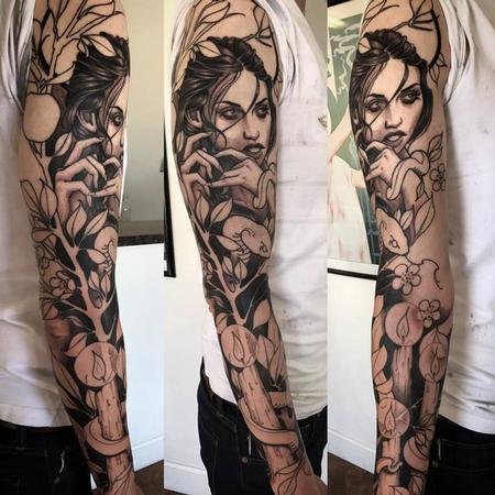 tattoos/ - Eve sleeve - 131380