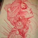 Art Galleries - Tattoo sketch - 117378