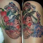 tattoo galleries/ - Dutch memorial tattoo - 122334