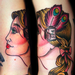 Photographer Woman Tattoo Tattoo Design Thumbnail