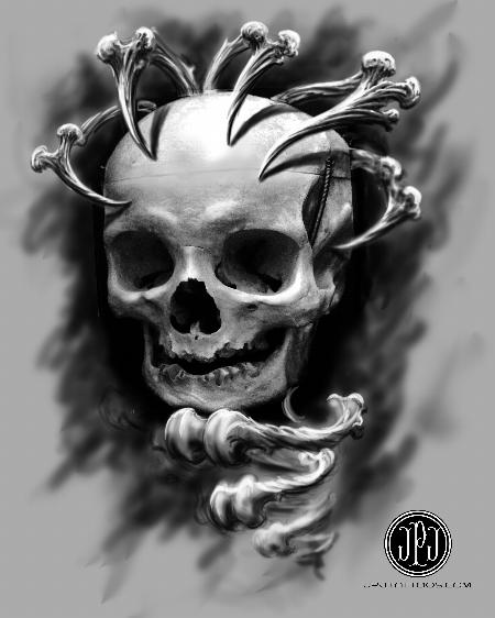 Art Galleries - Skull and Bones - 108136