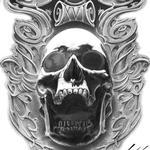 tattoos/ - Skull in Pencil