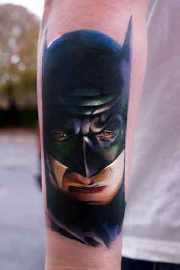 Looking for unique  Tattoos? Batman