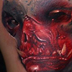 tattoo galleries/ - New color face