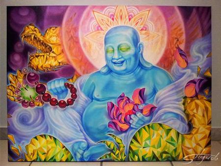 Art Galleries - Buddha's Epiphiny - 75569