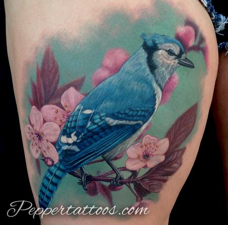 tattoos/ - Blue Jay Tattoo - 104886