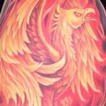 Phoenix Tattoo Tattoo Design Thumbnail