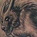 Werewolf tattoo Tattoo Design Thumbnail