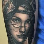 tattoos/ - Viking Woman - 129290