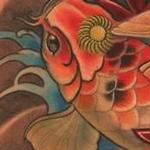Koi Fish Tattoo Tattoo Design Thumbnail