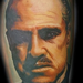 the God Father Tattoo Design Thumbnail
