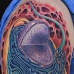 Animal Cell Tattoo Tattoo Design Thumbnail