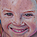 Little Girl Portrait Tattoo Tattoo Design Thumbnail