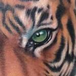 Tiger tattoo Tattoo Design Thumbnail
