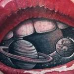 tattoos/ - Space lips  - 104380
