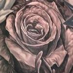 tattoos/ - REALISTIC ROSE SHOULDER TATTOO - 113846