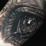 tattoos/ - Photorealistic Eye Tattoo - 122755