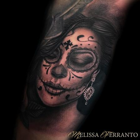 Small - DAY OF THE DEAD TATTOO